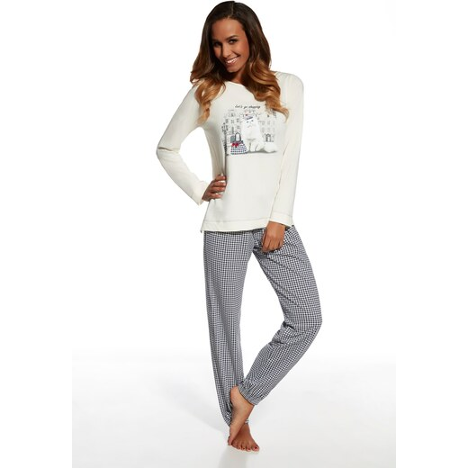 CORNETTE Női pizsama 627 97 Shopping - Glami.hu db3afa2919