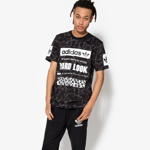6449440c7feb Adidas Tričko Ss Street Camo T Muži Oblečenie Tričká Bs2079 - Glami.sk