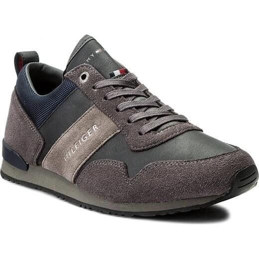 8717ed77c Sneakersy TOMMY HILFIGER - Maxwell 11C5 FM0FM01123 Magnet/Midnight 907 -  Glami.sk