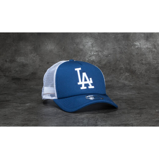 New Era 9Forty Clean Los Angeles Dodgers Trucker Navy  White - Glami.sk 430558f61f