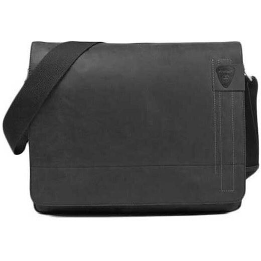 Strellson Pánska kožená taška cez rameno Strellson Richmond - Glami.sk 8789feb157c