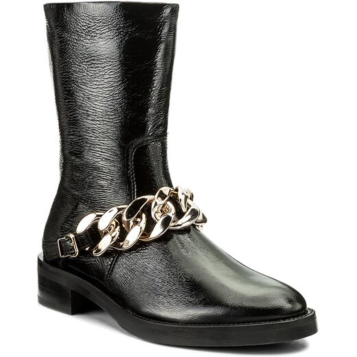 Magasított cipő HÖGL - 4-101635 Black 0100 - Glami.hu fc246df92d