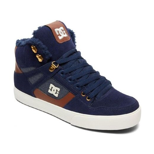 DC Shoes Boty DC Spartan Hi Wnt navy - Glami.cz c02553f13d