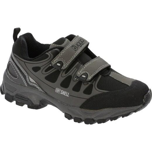 f0f2e40832a dětské boty Bugga B119 - Black Gray - Glami.cz