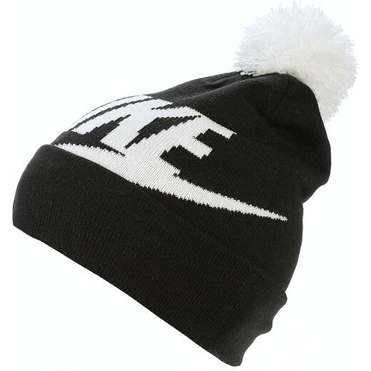 čepice Nike Sportswear - 010 Black White White - Glami.cz 35e8e0685c