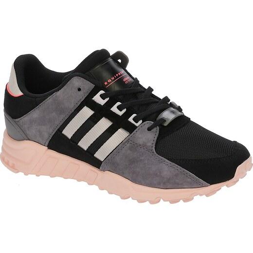 5fe1e81a39d boty adidas Originals EQT Support RF - Core Black Ice Purple Haze Coral -  Glami.cz