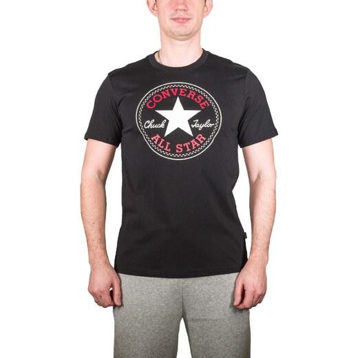 Pánské tričko Converse M Core Chuck Patch Tee BLACK - Glami.sk c972e021211