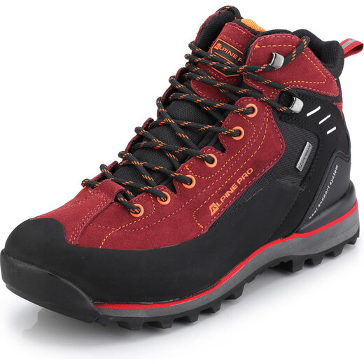 ALPINE PRO KOSUM Uni outdoorová obuv UBTK136475 purpurový plamen - Glami.cz a59770966ca