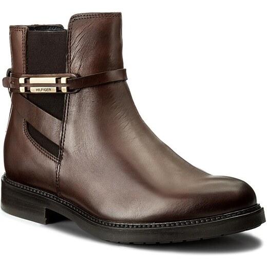 Magasított cipő TOMMY HILFIGER - Holly 15A FW0FW01438 Coffee 211 - Glami.hu 16d572f3dd