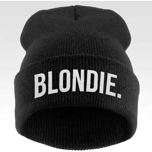 Wayfarer Sapka beanie Blondie felirattal fekete - Glami.hu a92326eec5