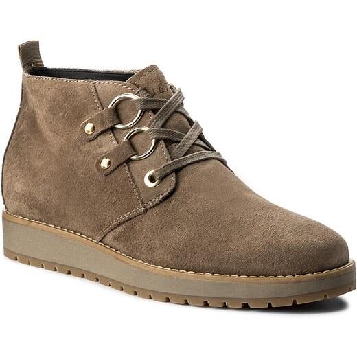 Magasított cipő TOMMY HILFIGER - Rita 1B FW0FW01530 Sand 102 - Glami.hu a44af15845