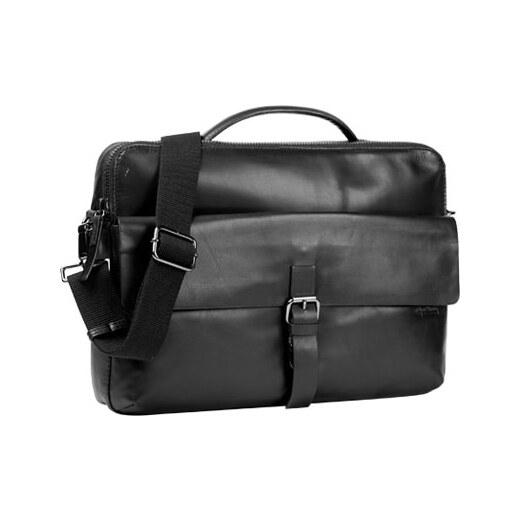 Strellson Pánská kožená taška přes rameno 4010001291 - Glami.sk e6503f41fac