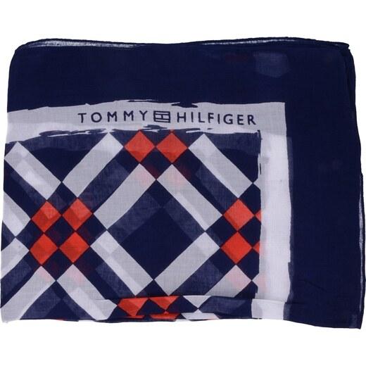 TOMMY HILFIGER AW0AW04420 GEO CHECK SCARF - Glami.cz 7ba7e8440f
