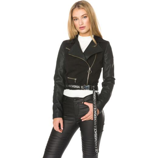 42ed85baba Női Versace Jeans Dzseki Fekete - Glami.hu