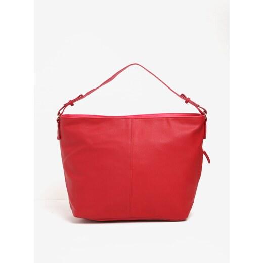Červená kabelka Paul s Boutique Florence - Glami.cz d3453dc0153
