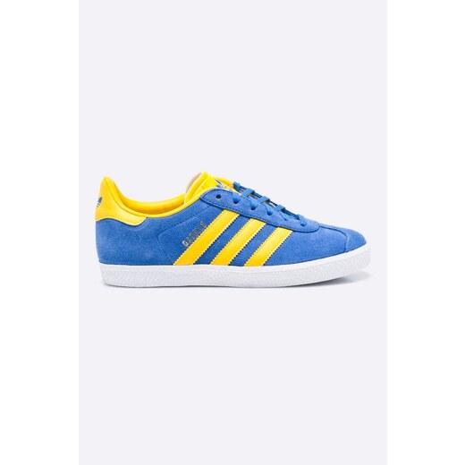 33db7d21abc83 adidas Originals - Dětské boty Gazelle - Glami.cz