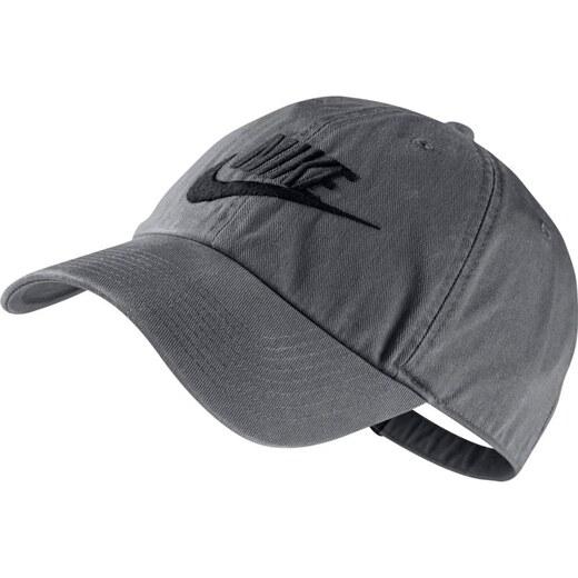 Kšiltovka Nike U NSW H86 FUTURA WASHED 626305-021 - Glami.cz a6072995bc