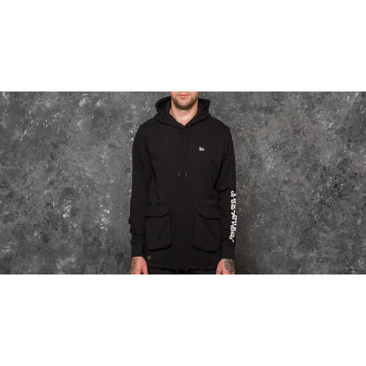a9f4860db36 New Era Originators Pullover Hoody Black - Glami.cz