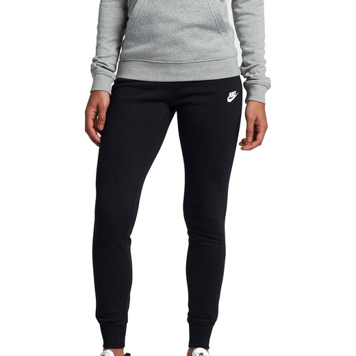 Nohavice Nike W NSW PANT FLC TIGHT 807364-010 Veľkosť L - Glami.sk 1389e957dac