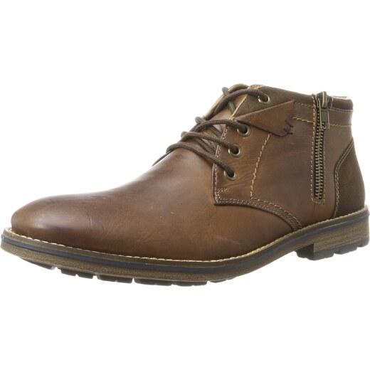 Rieker Herren F5531 Klassische Stiefel, Braun (ChestnutCigar), 45 EU
