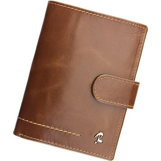 2fbabad0e32 Pánská kožená peněženka Rovicky N890L-CC - Glami.cz