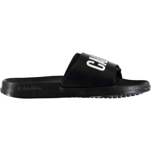 3dd789b3a7d Calvin Klein Intense Sliders Black 256524 - Glami.cz