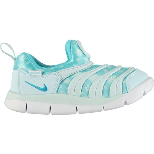 Nike Dynamo Free Print Girls Trainers IceBlue Blue - Glami.cz 8e5937270d