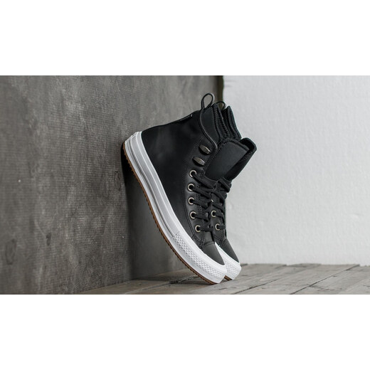 49c7c040429 Converse Chuck Taylor All Star Waterproof Boot Hi Black  Black  White -  Glami.sk