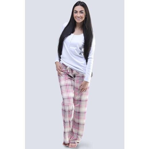 Gina Anabell női pizsama fehér - Glami.hu 3332f19e44