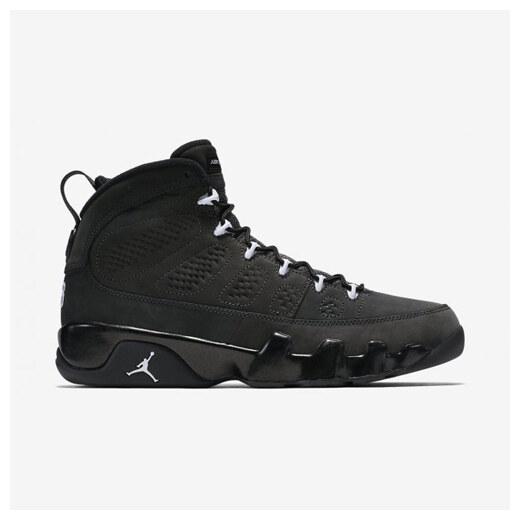 9a52f4c2ac7be Air Jordan Retro 9 Anthracite Black/White Shoe - Glami.sk