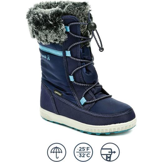 10aac2a09c Kamik Caspian GTX kék lányos tél cipő - Glami.hu
