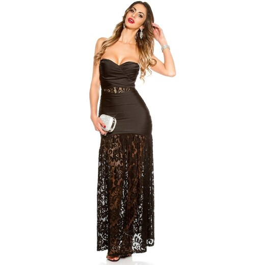101d03aa0f9e Koucla Čierne plesové šaty - Glami.sk