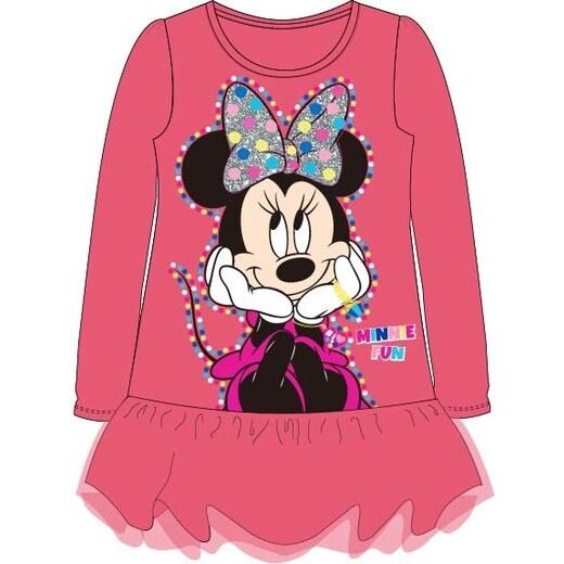 8331f2cca6a8 E plus M Dievčenské šaty Minnie - ružové - Glami.sk