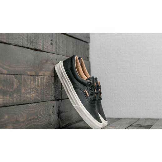 5f13a49318 Vans Era (Lux Leather) Black  Porcini - Glami.sk