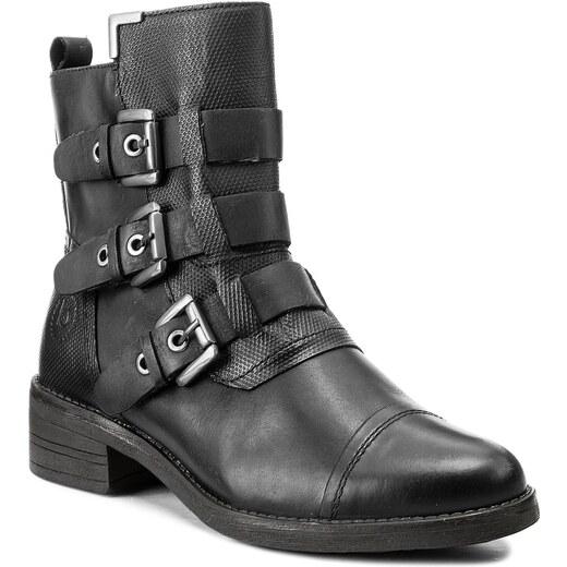 24bb82683b Členková obuv BUGATTI - 411-32131-1000-1000 Black - Glami.sk