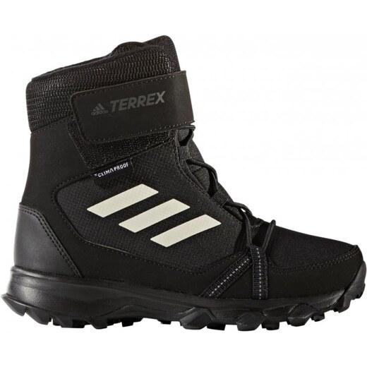 Adidas Terrex Snow Cf Cp Cw K Core Black Chalk White Grey Four 36.0 -  Glami.cz dc6ed76724