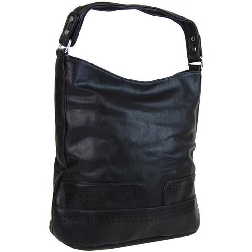 Elegantní kombinovaná dámská crossbody kabelka NH6051 černá New Berry -  Glami.cz 51545220a4a