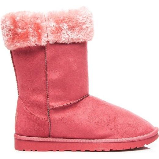 f4bd86693fa6c TORNA Ružové snehule s ružovým kožúškom - Glami.sk