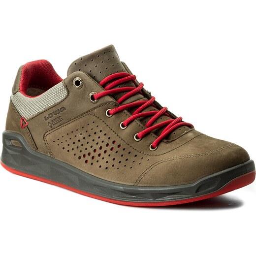 Trekingová obuv LOWA - San Francisco Gtx Lo GORE-TEX 310800 Olive Red 7801  - Glami.sk 40c9f8c4bb