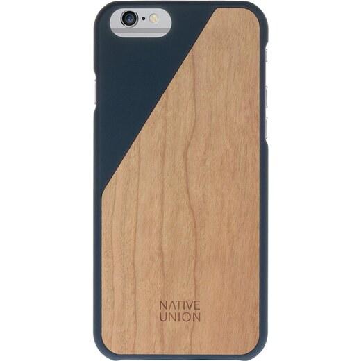 NATIVE UNION Kryt na iPhone 6 – Clic Wooden Marine - Glami.cz 6d042cdc0fe