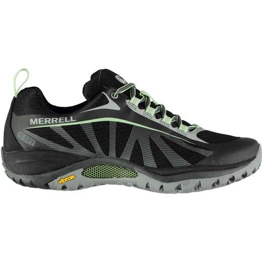 boty Merrell Siren Edge Waterproof dámské Walking Shoes Black Paradise -  Glami.cz 3df81b5420
