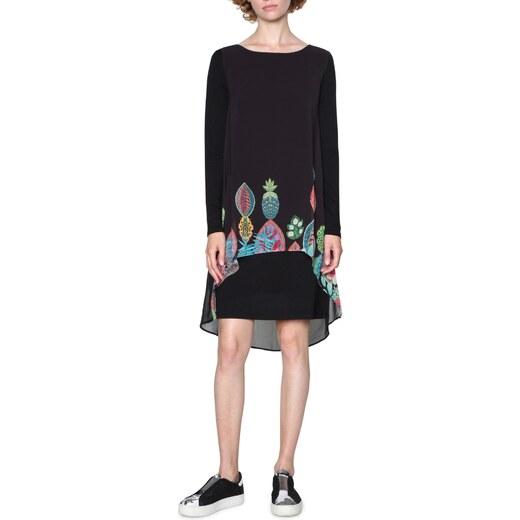 Desigual čierne šaty Pedro Kenia - Glami.sk 4154906e12c
