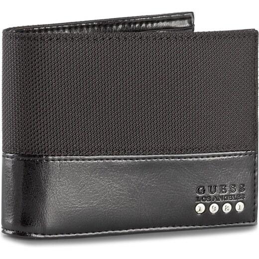 Veľká Peňaženka Pánska GUESS - SM4004 NYL27 BLA - Glami.sk 9bee8e5c456