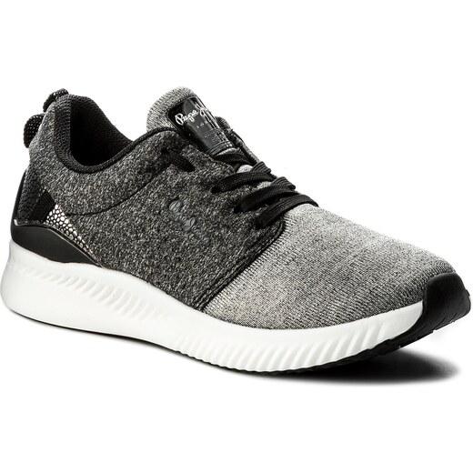 Sportcipő PEPE JEANS - Sutton Laces PLS30550 Silver 934 - Glami.hu 639f30ef17