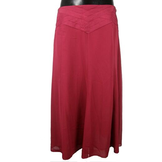 88d4f40f784 Marks   Spencer MARK   SPENCER dámská červená sukně - Glami.cz