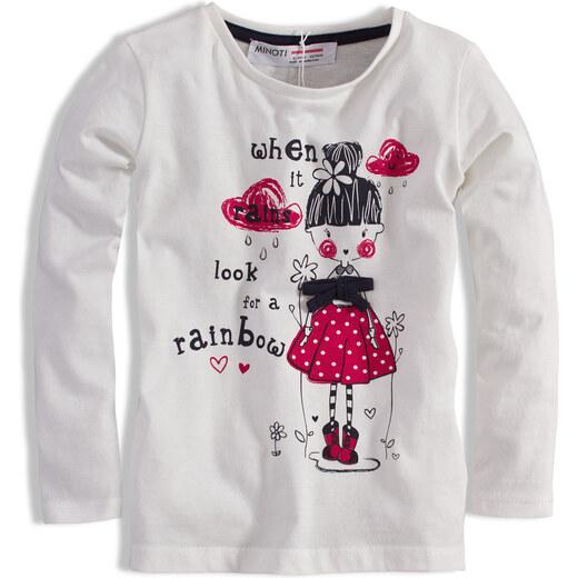 008b78a04380 Dievčenské tričko MINOTI LITTLE - Glami.sk