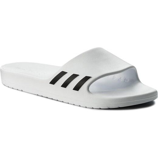 4cb1f7331c Šľapky adidas - Aqualette W CG3551 Ftwwht Cblack Ftwwht - Glami.sk