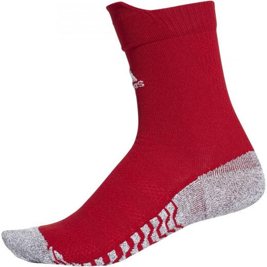 Ponožky adidas Performance AlphaSkin TRX CR UL (Tmavě červená   Bílá) -  Glami.cz 23c862c498
