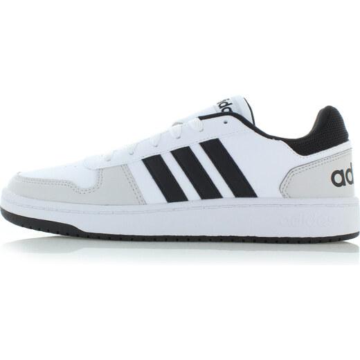 e655dc6b4 adidas CORE Pánske čierno-biele tenisky VS Hoops 2.0 - Glami.sk