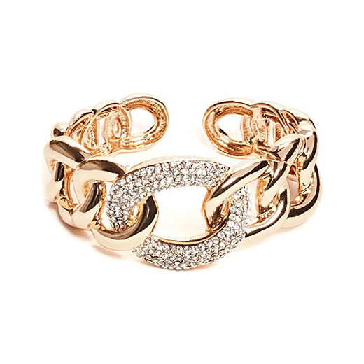 e9ee3fe8d5 Guess oversized chain bangle G0228 - Glami.cz